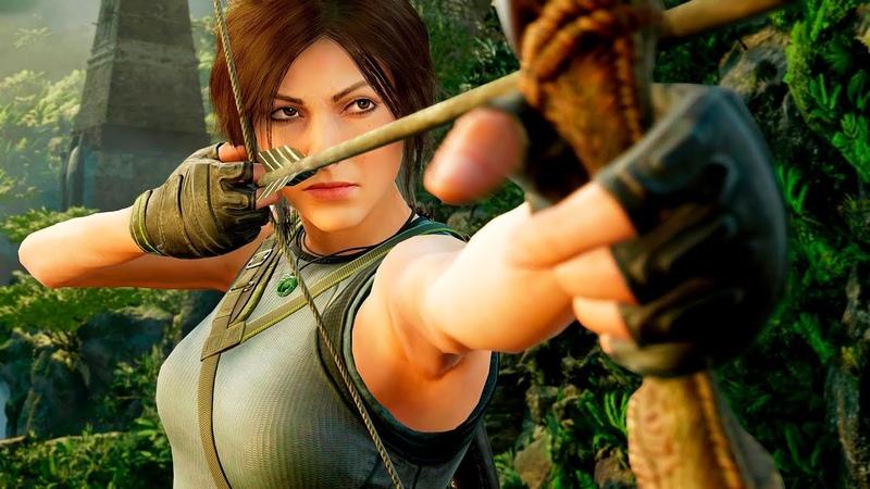Shadow of the Tomb Raider Русский релизный трейлер игры 2 4К 2018