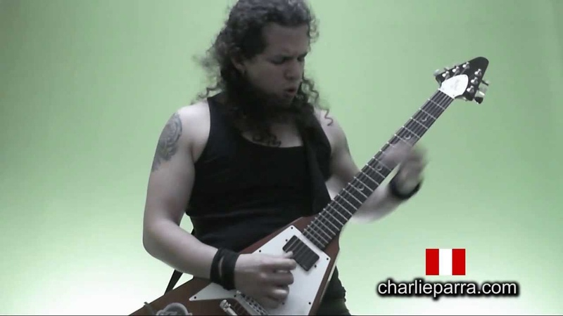 Charlie Parra Del Riego - The Cat song