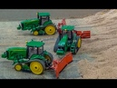 RC tractor ACTION at Hof Mohr! John Deere, Fendt, Claas farming! Siku Control fun!