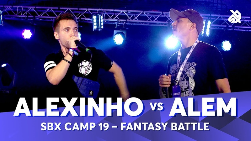 ALEXINHO vs ALEM Fantasy Battle Rematch SBX Camp 2019