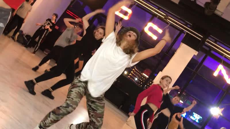SALARIS - BizzeyDopebwoy|choreo Julia Prima