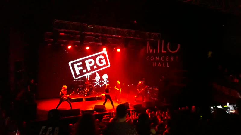 FPG ХХ лет Milo Concert Hall 08.12.2018