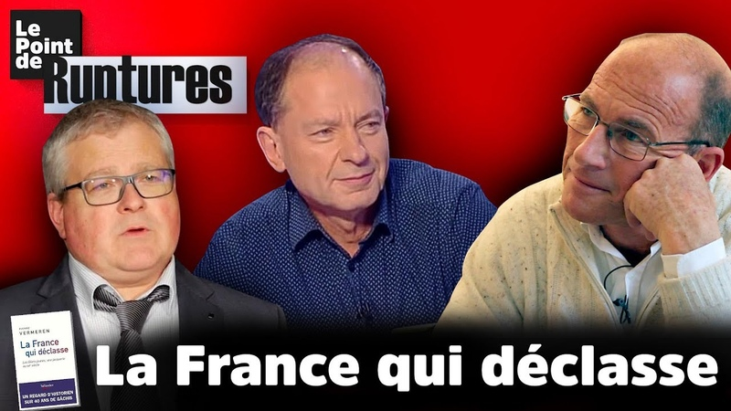 LPDR 3 Quatre décennies de déstructuration nationale… et l'Europe Vermeren Chouard Lévy