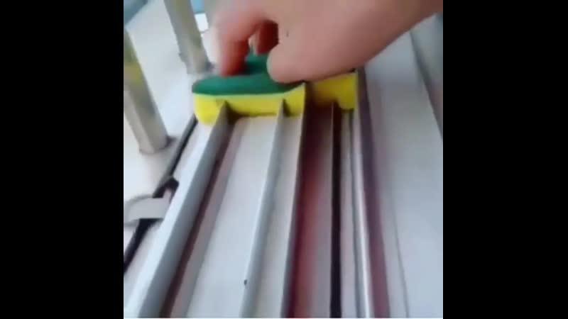 Как почистить труднодоступные места 🙌