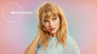 Taylor Swift: folklore, evermore and Songwriting   Apple Music Awards 2020