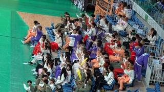 191216 아육대 ISAC Dance. WJSN, ITZY, Momoland, DIA, Gugudan, NCT, Stray Kids, AB6IX, SF9, ATEEZ fancam