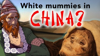 Blond Mummies, Tocharians and Indo-Europeans of China