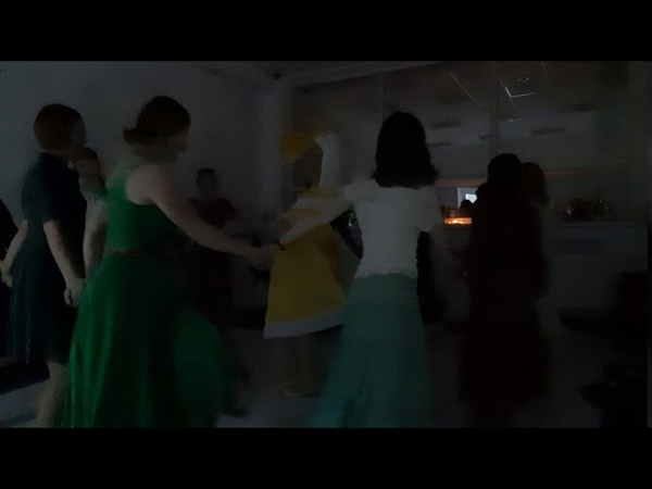 Норвежская круговая девичник