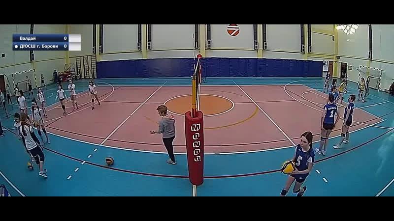 Валдай - ДЮСШ Боровичи