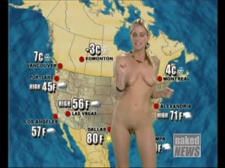 Юмористическое видео – смешные дубли голых новостей от Naked News