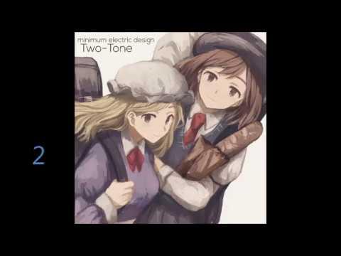 [第十三回 博麗神社例大祭] (minimum electric design) Two-Tone
