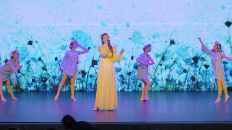 Анжелика Лаптева НКЛХТ Танцующие человечки За высокой звездою