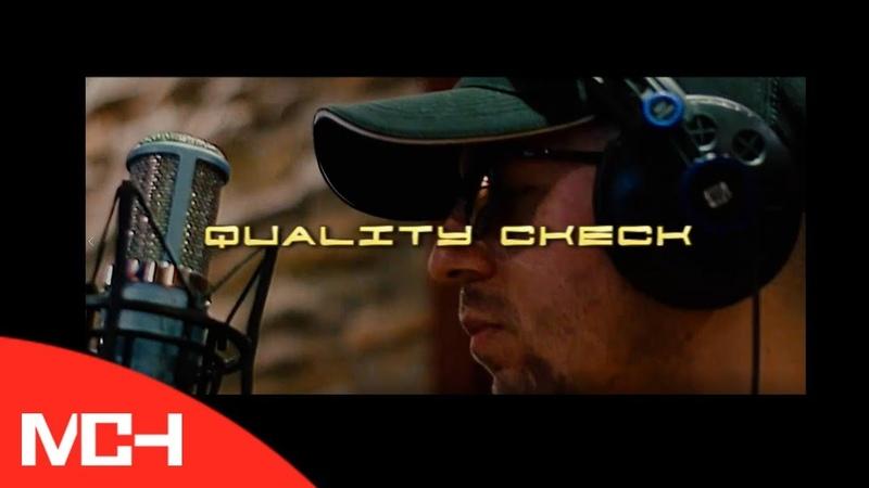 MERCHAN MCH QUALITY CHECK RAP SESSION con Dj Z Kruel
