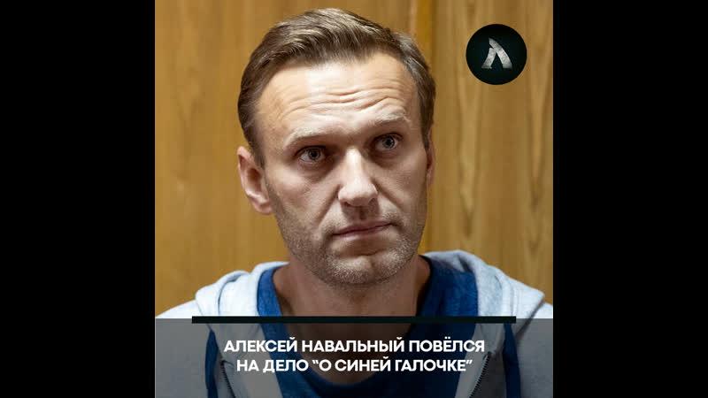 Алексей Навальный стал объектом насмешек защищая Марка Фейгина от уголовки АКУЛА