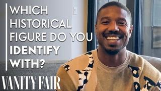 Michael B. Jordan Answers Personality Revealing Questions | Proust Questionnaire | Vanity Fair