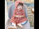 2 предмета, платья в клетку в стиле лолиты для маленьких девочек летнее платье в испанском стиле для маленьких девочек на