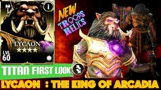 Dawn of Titans LEAKS | EPSILON| LYCAON - Bearer of the Curse Event