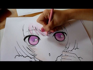 """SAkAsama - """"Kawaii Girl"""" (Speed drawing)"""