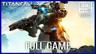 TITANFALL 2 PC 4K 60FPS Full Gameplay Walkthrough (No Commentary) Ultra HD