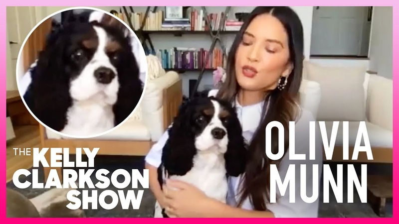 Olivia Munn Sings For Her Dogs And It's Adorable!