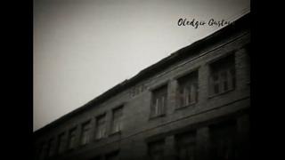 с.Северное, Оренбургской обл. 16лет назад. Video of a UFO ship.