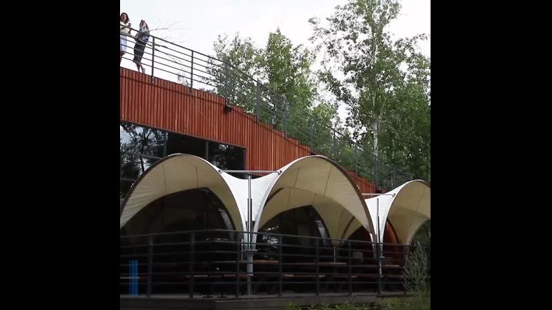 В Красноярске появился Дом у озера