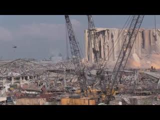 LIVE: Бейрут после взрыва. Трансляция с места происшествия