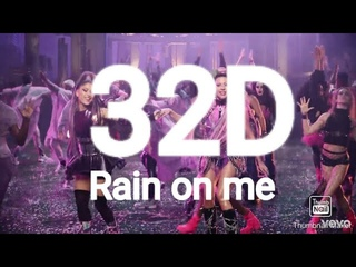 Lady Gaga, Ariana Grande - Rain On Me |32D Audio |Better than 8d,9d and 16d Audio