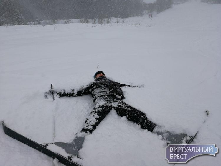 Как мы съездили на лыжи в Украину и чуть не замёрзли в отеле Лев деревни Тухля