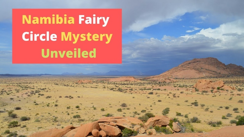 Namibia Fairy Circle Mystery Unveiled