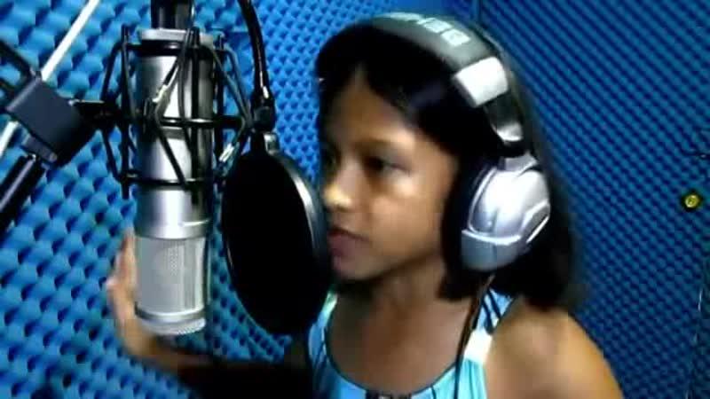 Эта девочка своим феноменальным голосом завоевала сердца миллионов Даже не вери