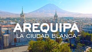 Arequipa La Ciudad Blanca 4K | Perú | Gigi Aventuras