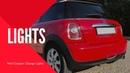 Change brake light for Mini Cooper [How to change taillight bulbs in Mini Cooper?] Rear Turn Signal
