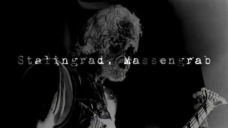 PANZERFAUST Stalingrad Massengrab Official Live Video