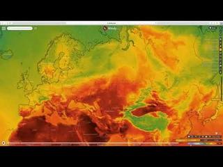 Непогода в Причерноморье, Северном Урале, Ямале, Сибири, Забайкалье, Японии, Китае, Канаде, Индии.