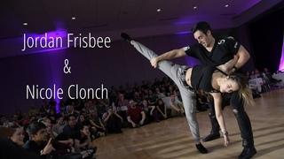 Jordan Frisbee & Nicole Clonch - 1st place Champions Jack&Jill - SwingCouver 2020