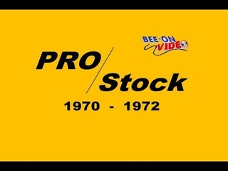 The Story of Pro Stock Drag Racing  1970 - 1972