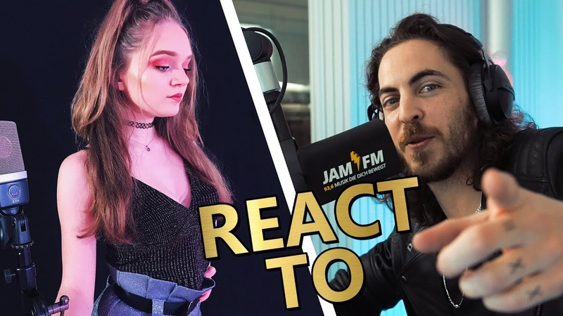 Dennis Lloyd REACT TO Sapphire ⚡ JAM FM