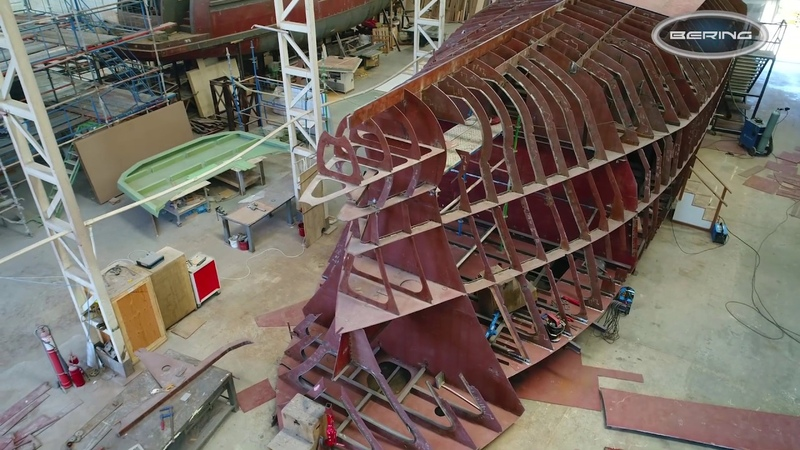 Luxury Expedition Yacht Construction and Sale