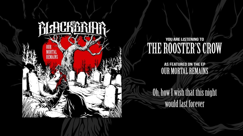 Blackbriar The Rooster's Crow Official Audio