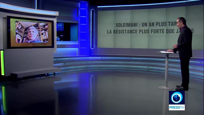 Soleimani un an plus tard la Résistance plus forte que jamais