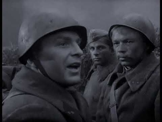 В трудный час (1961) - Первый бой