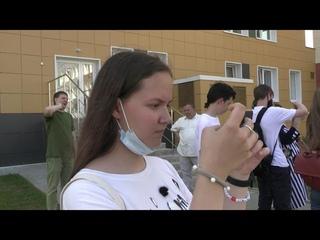 "Проморолик команды ""Восток-1"""