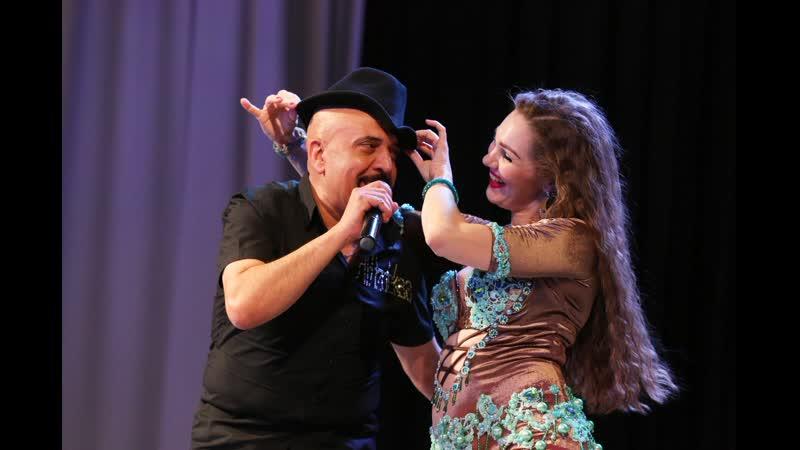 Рудометова Инна и оркестр Al Azdekaa Гала концерт Raks Al Malak
