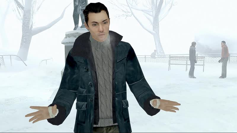 PS4 Fahrenheit 15th Anniversary Edition Fahrenheit Indigo Prophecy Remastered Screenshot Portfolio