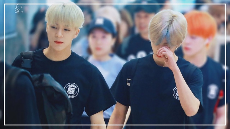 JENO IS JAEMIN'S BODYGUARD [BESIDING AND PROTECTING] - NOMIN MOMENTS