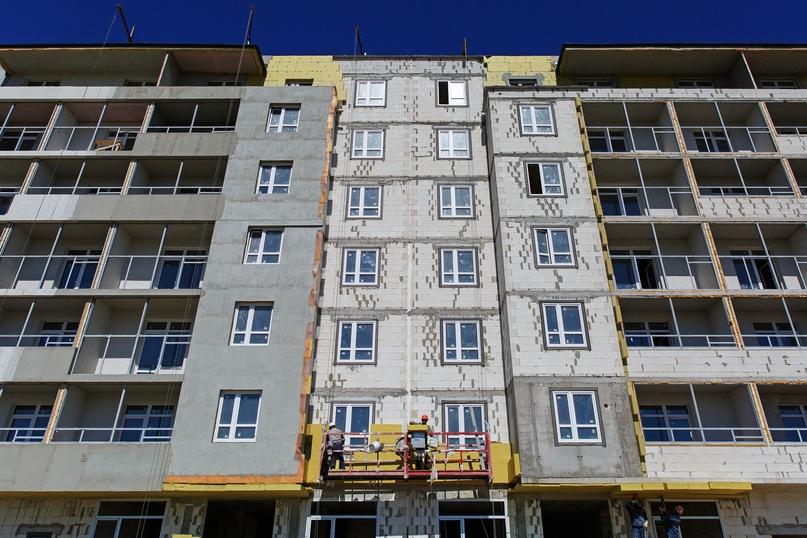 Отчет о ходе строительства ЖК «Апрель» июнь 2020, изображение №3