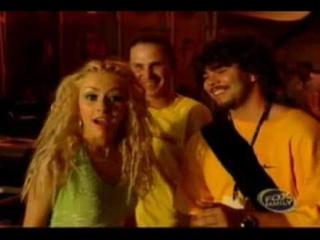 Christina Aguilera - Fox Family Total Access 24/7 (2000)