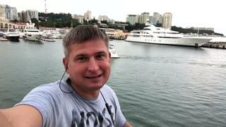 Морская прогулка на теплоходе Дагомыс Чёрное море Сочи