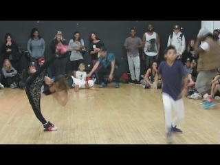 Gabe de Guzman & Kaycee Rice | Rihanna - Right Now | Choreography | Tricia Miranda